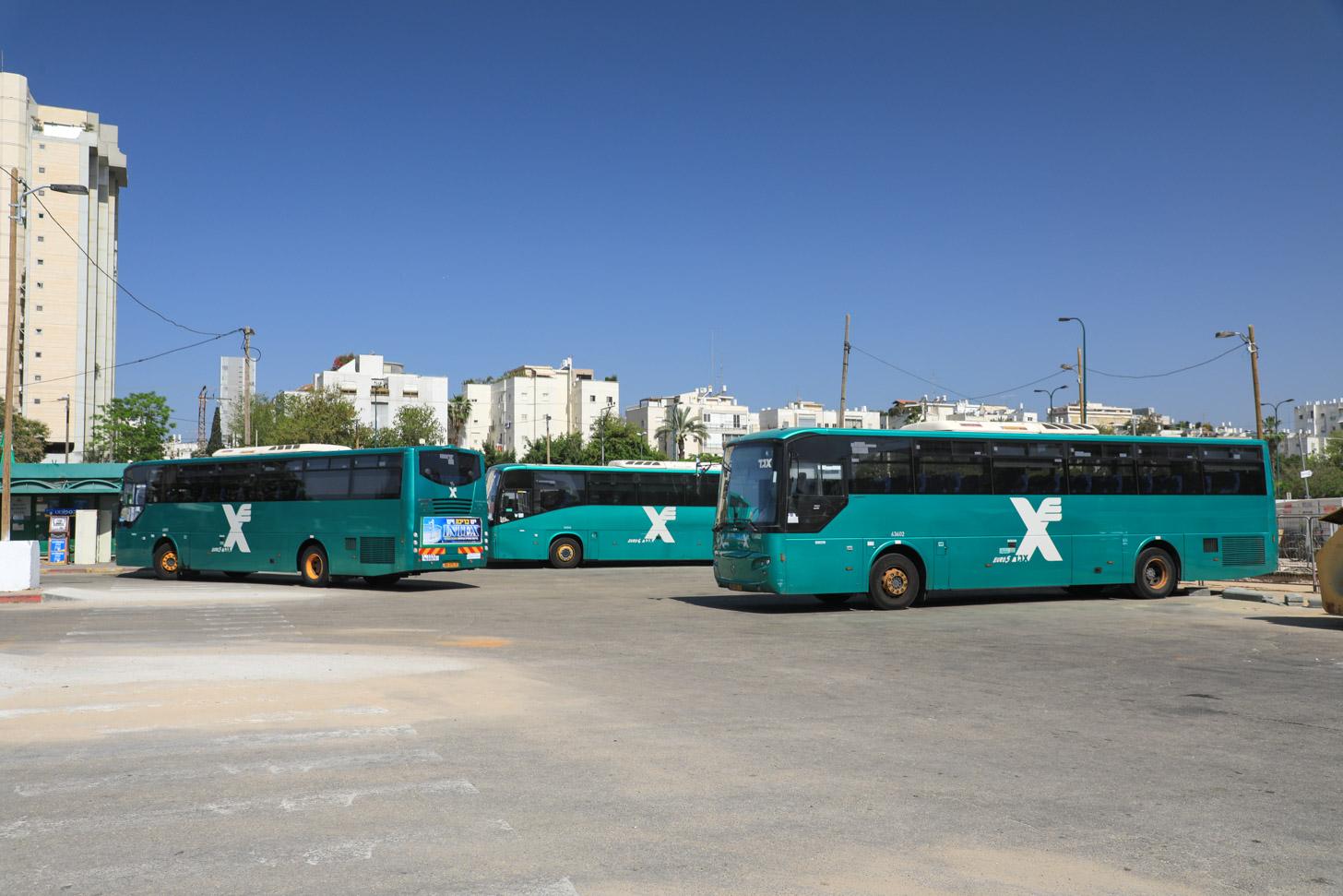 Vervoer in Israël